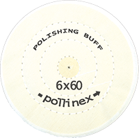 Polishing Buff Pollinex Beyaz